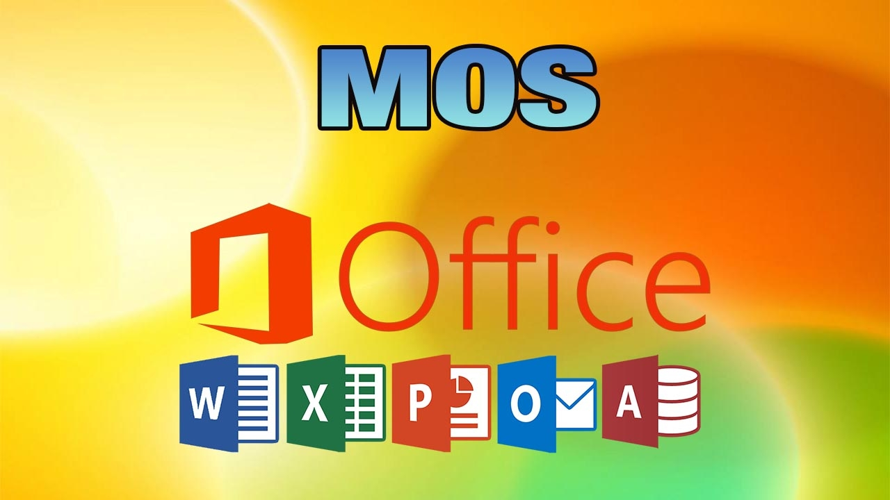 Certification Microsoft Office Specialist