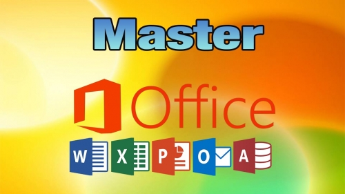 Microsoft Office Specialist (MOS) Master